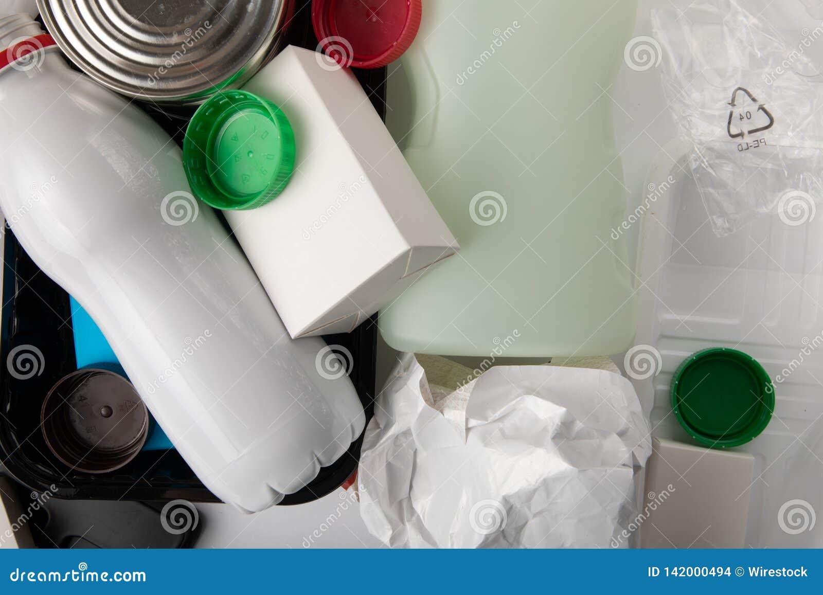 Reciclaje de la basura médica