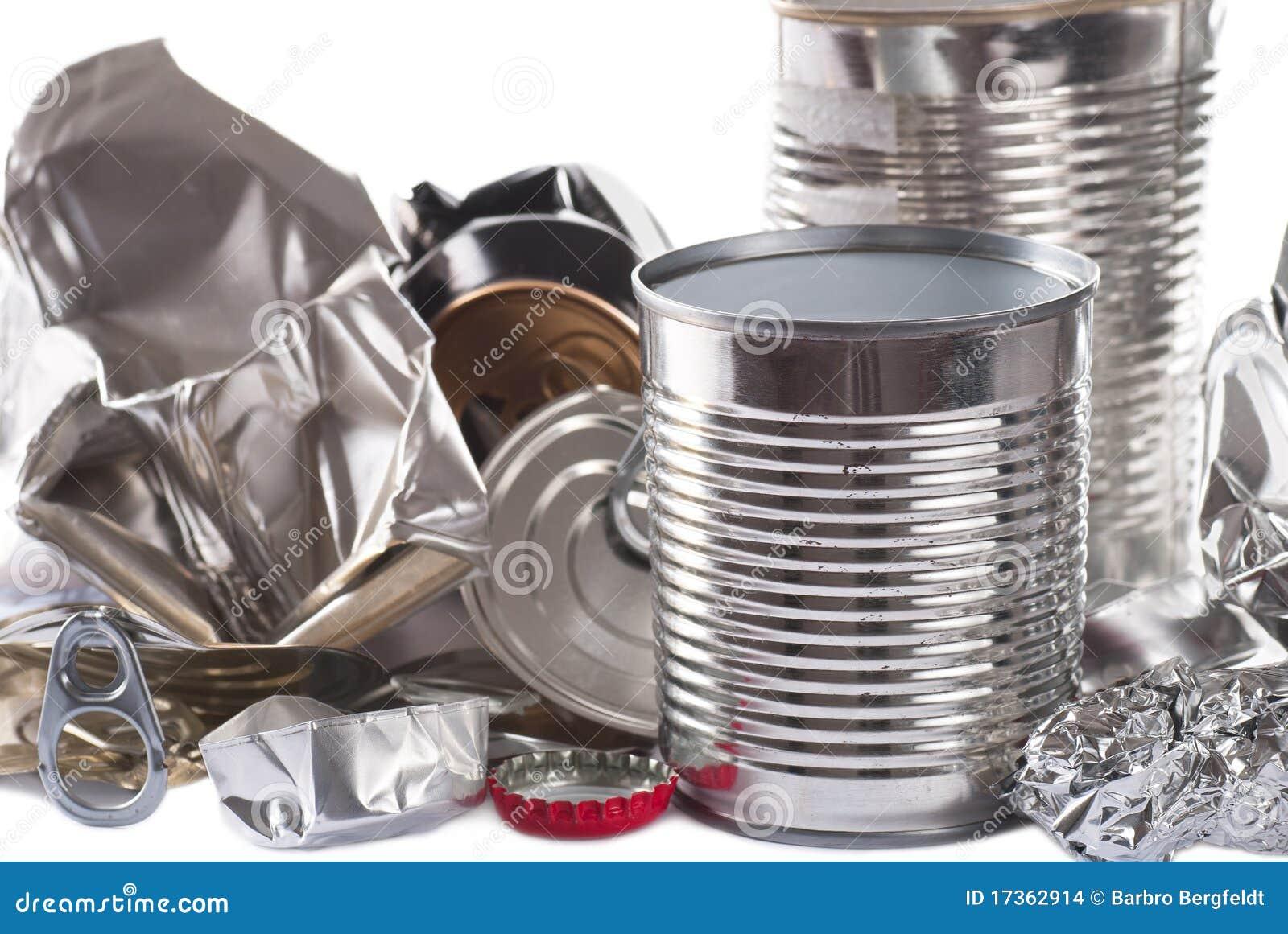 reciclaje del metal imagenes de archivo imagen 17362914