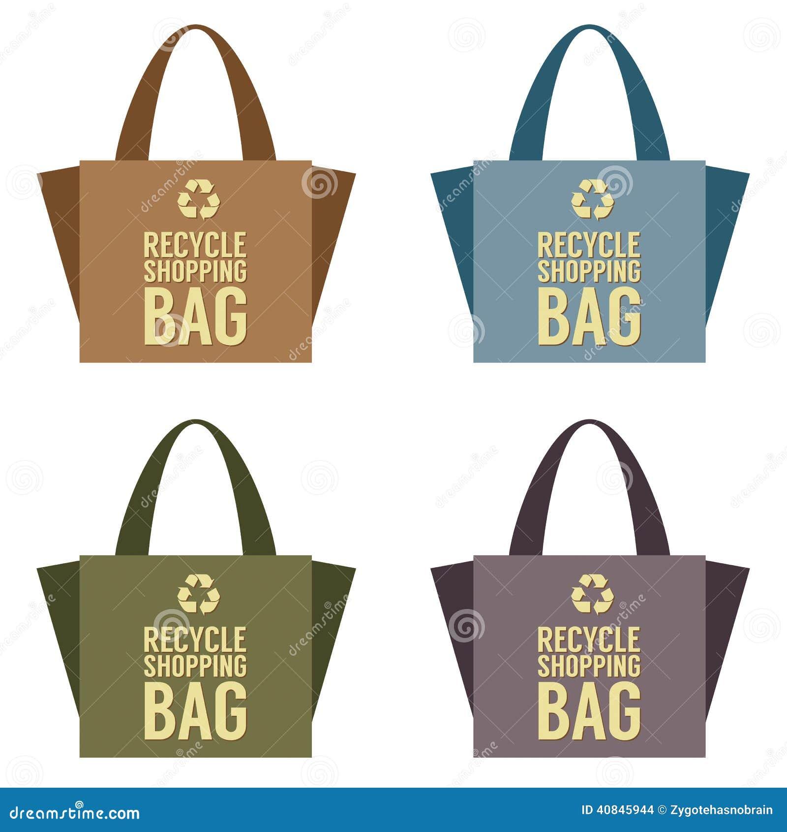 Recicle el bolso