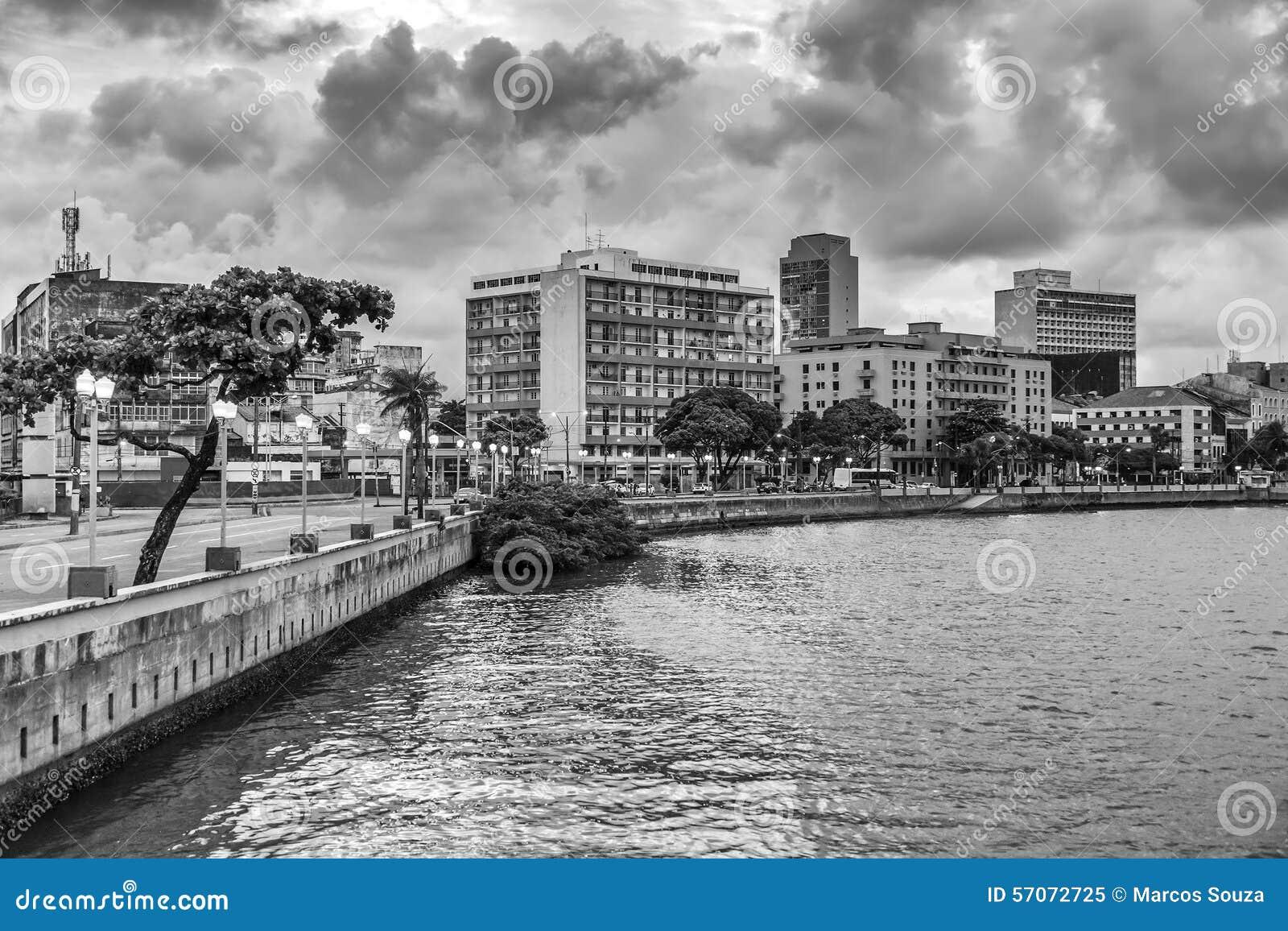 Recife in Pernambuco, Brazilië