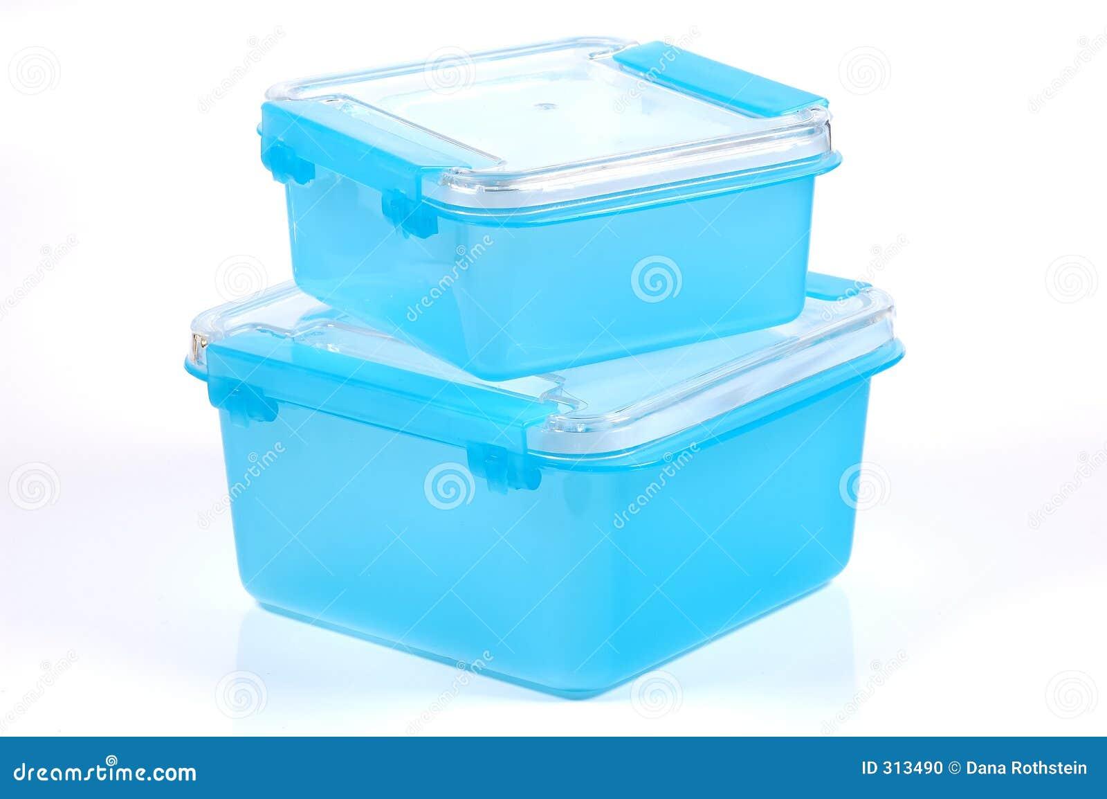 Recipientes de armazenamento