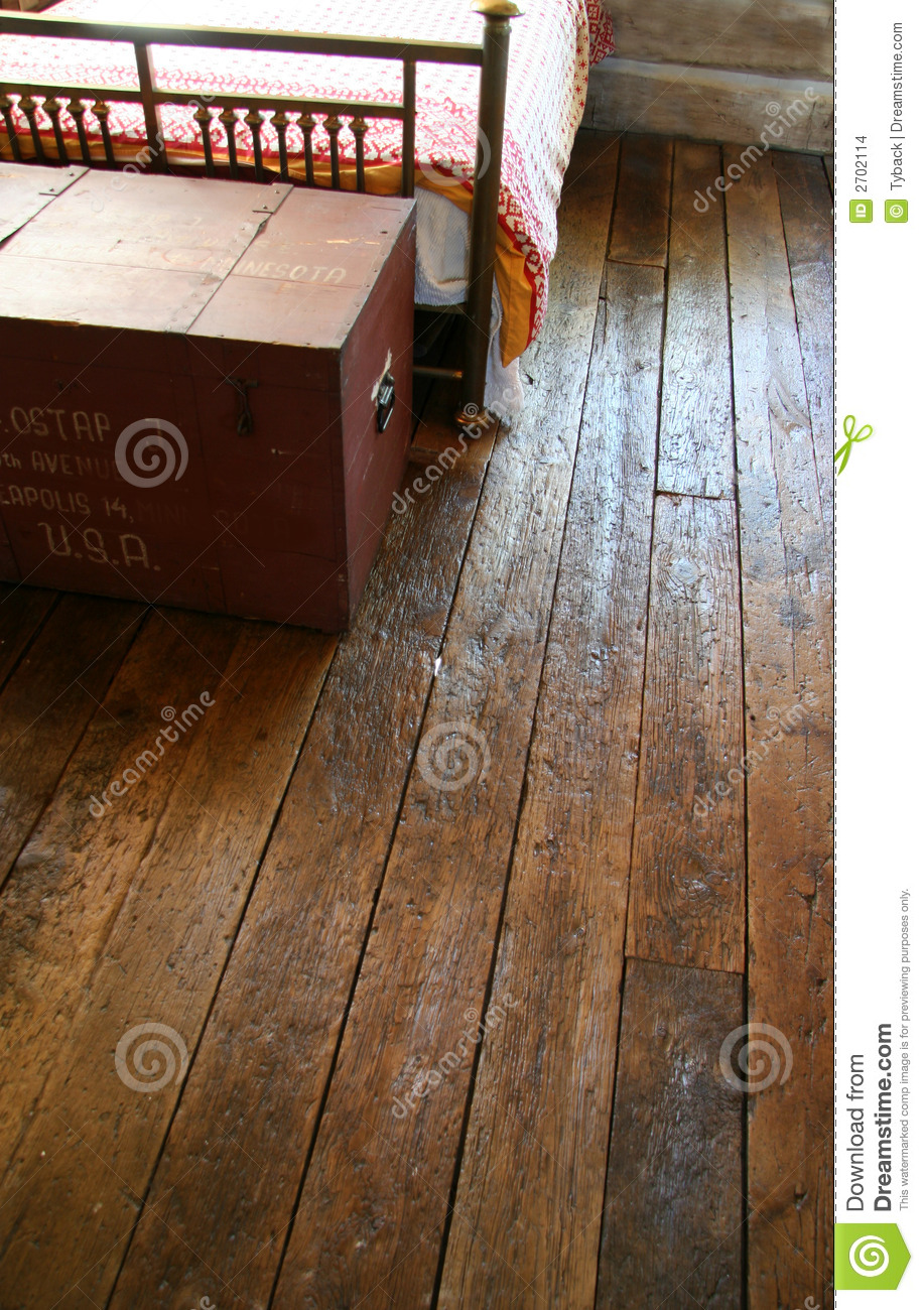 Reclaimed Wood Floors Stock Photo Image Of Distressed