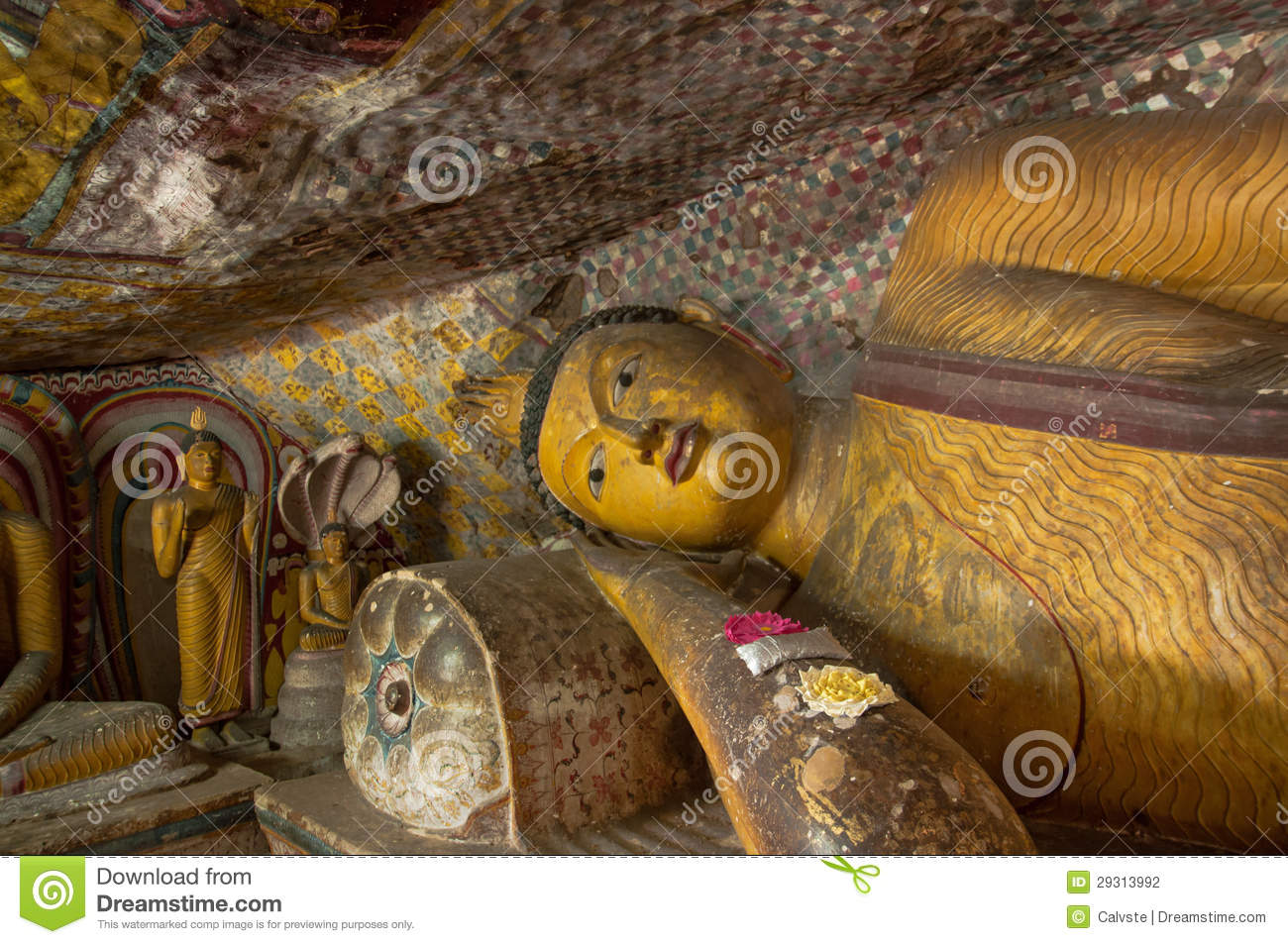 Buddha Painting Stock Images, Royalty-Free Images & Vectors ...