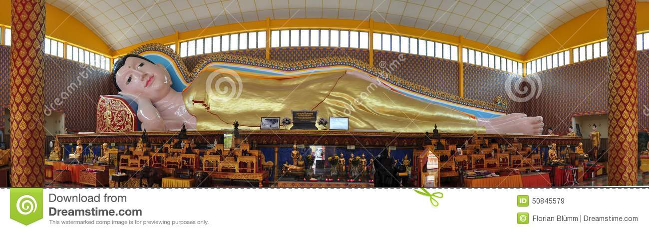 Royalty-Free Stock Photo. Download Reclining Buddha At Temple ... & Reclining Buddha At Temple In Penang Malaysia Stock Photo - Image ... islam-shia.org