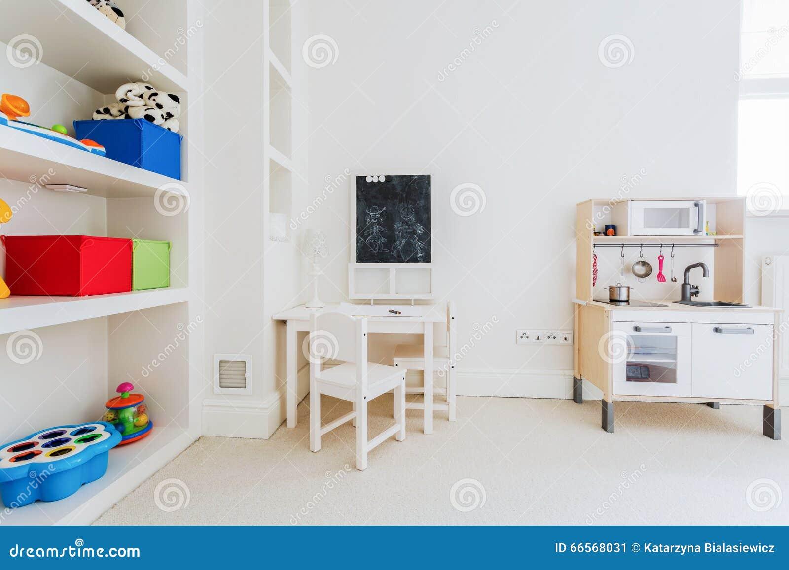 Recoin confortable pour un enfant