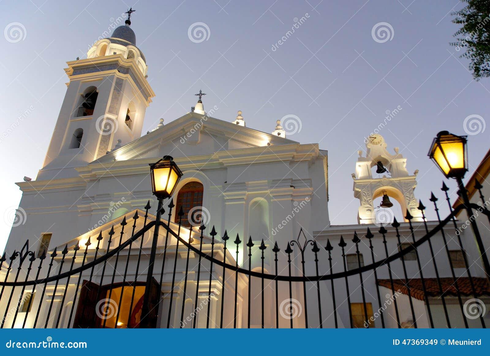 Recoleta kościół