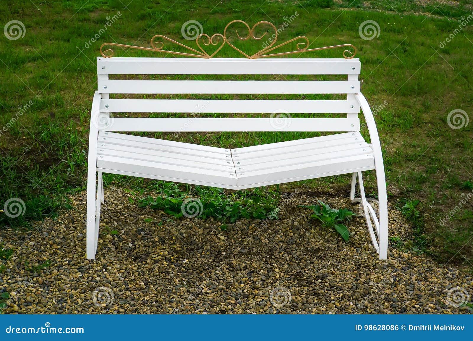Reconciliação branca do banco com assentos de inclinação