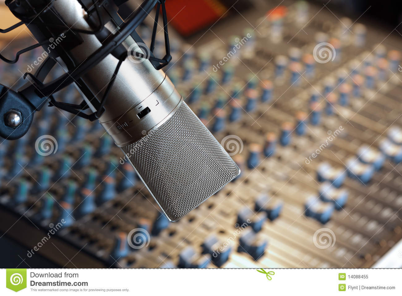 how to start a home-based recording studio business plan