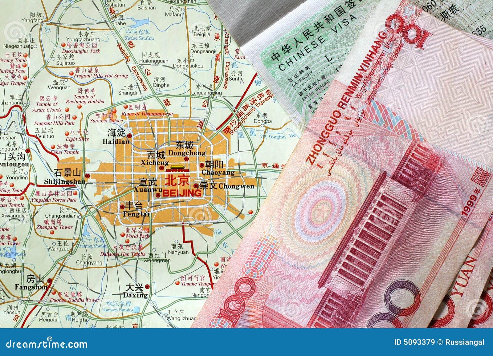 Recorrido de Pekín