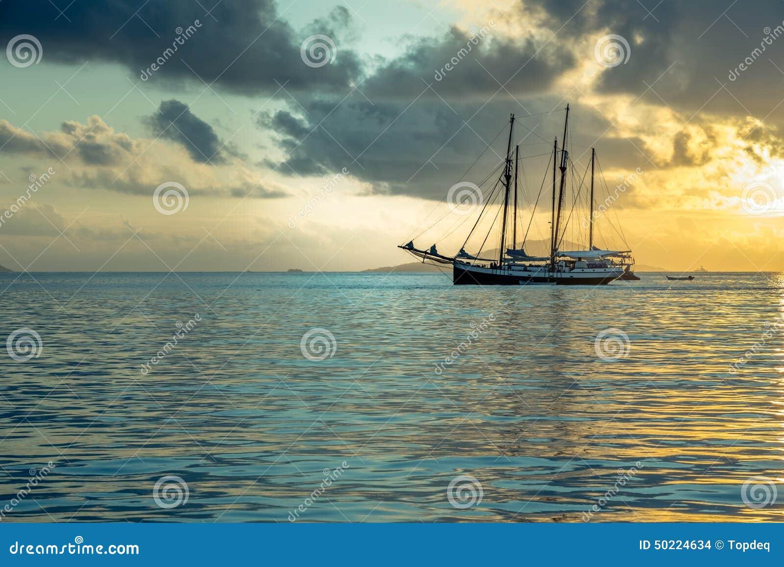 Recreatief Jacht in de Indische Oceaan