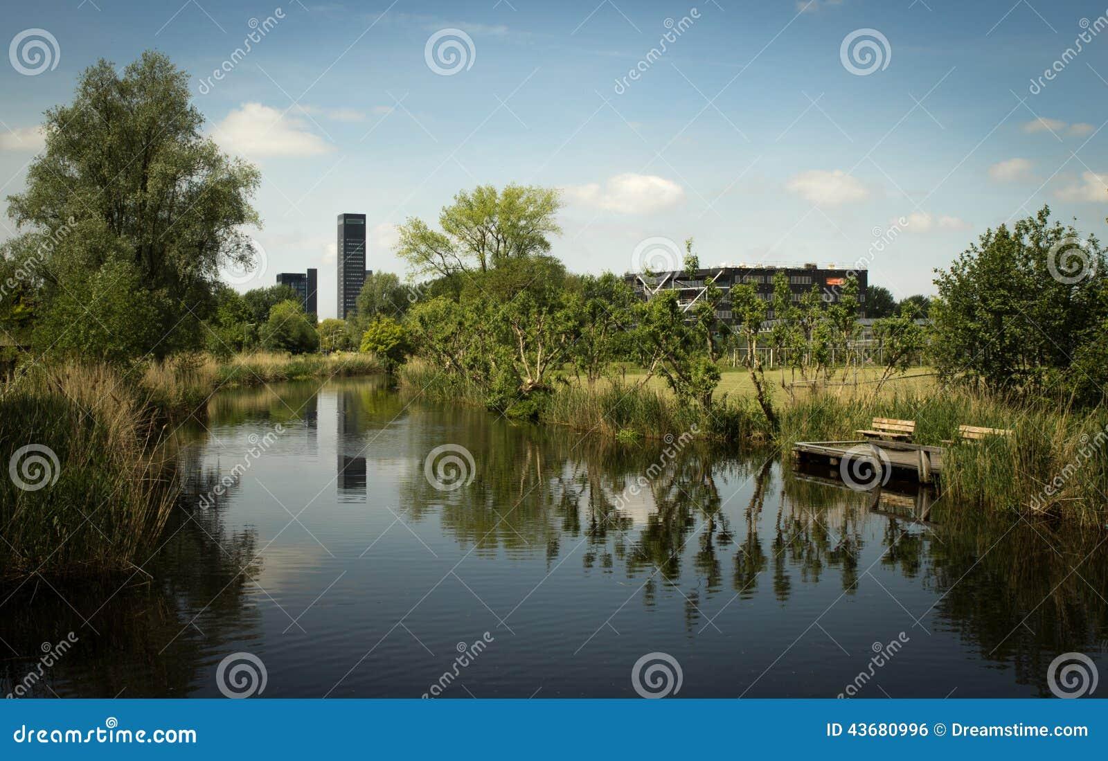 Recreation near Leeuwarden