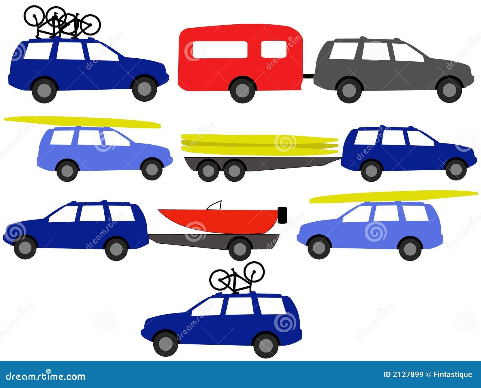 Recreation vehicles