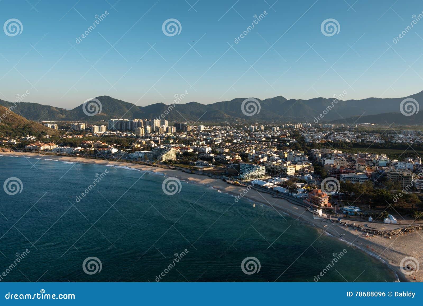 Recreio region i Rio de Janeiro
