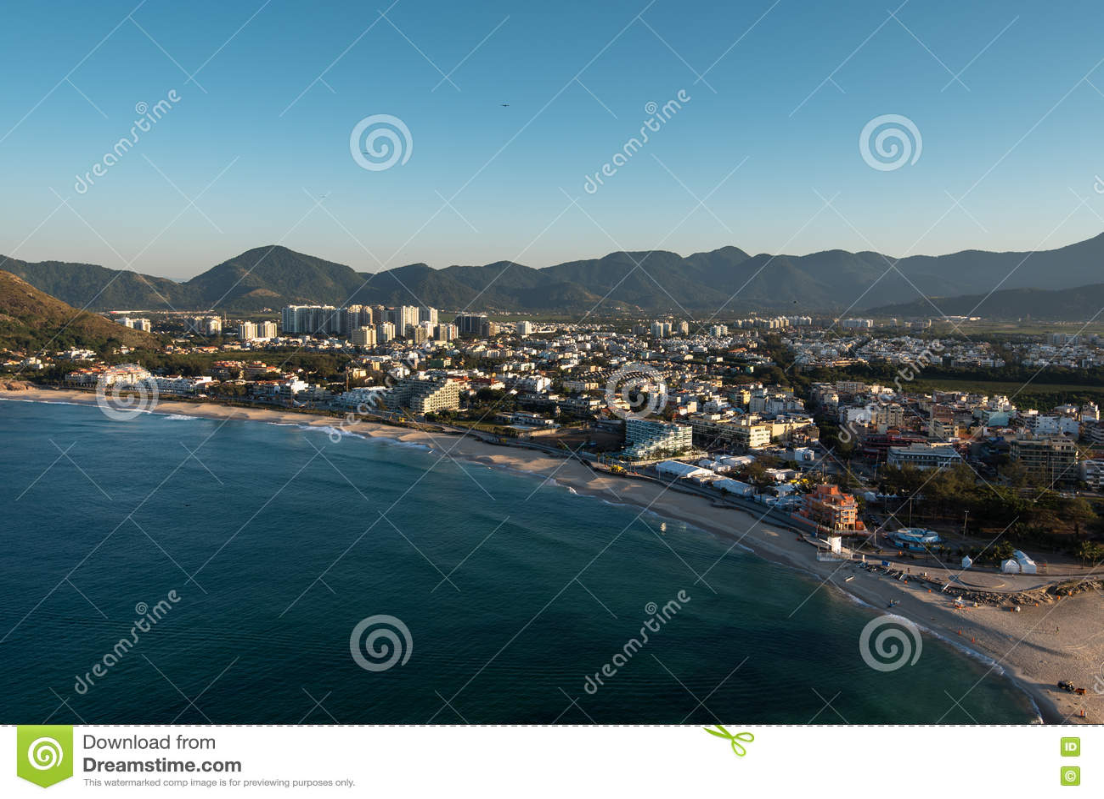 Recreio Region in Rio