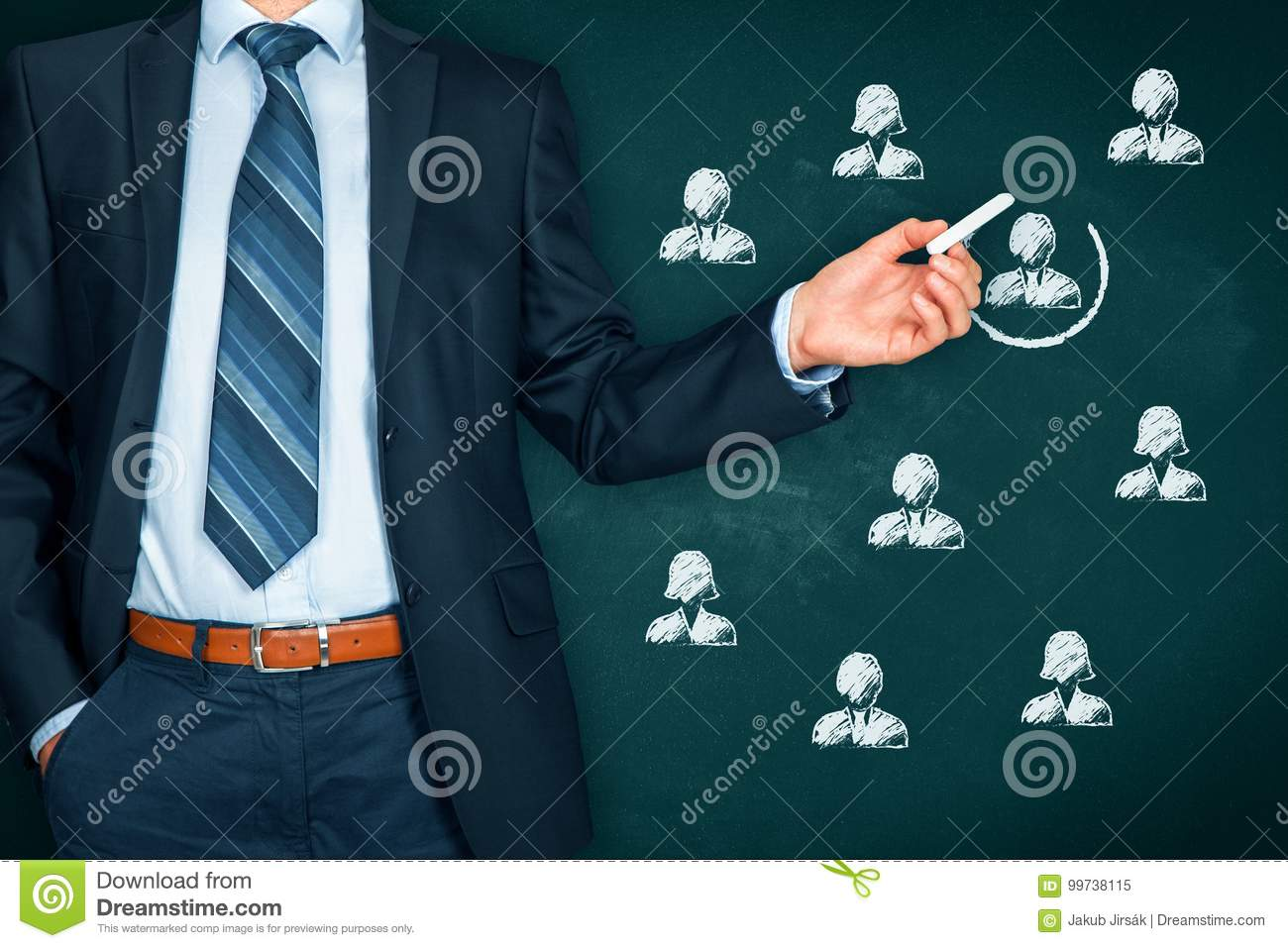 Recruit and hire human resources HR