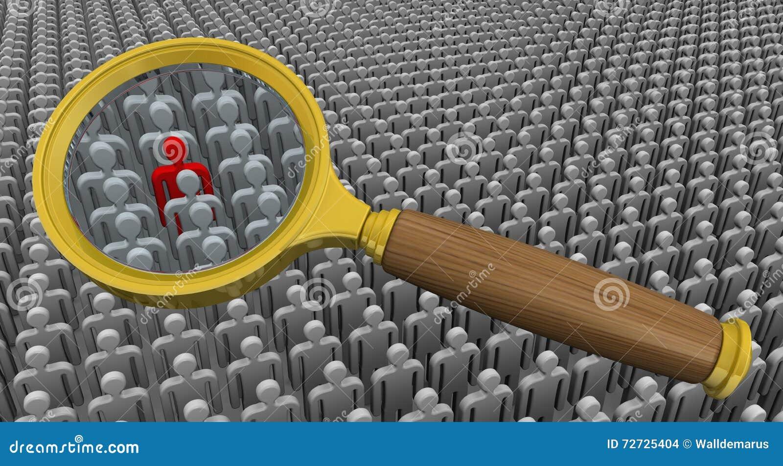 People Suche