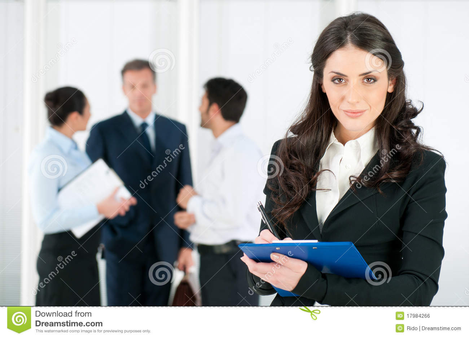 Recrutamento da entrevista de trabalho