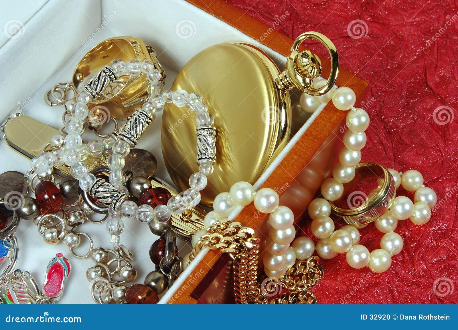 Download Rectángulo de Jewelery foto de archivo. Imagen de manera - 32920
