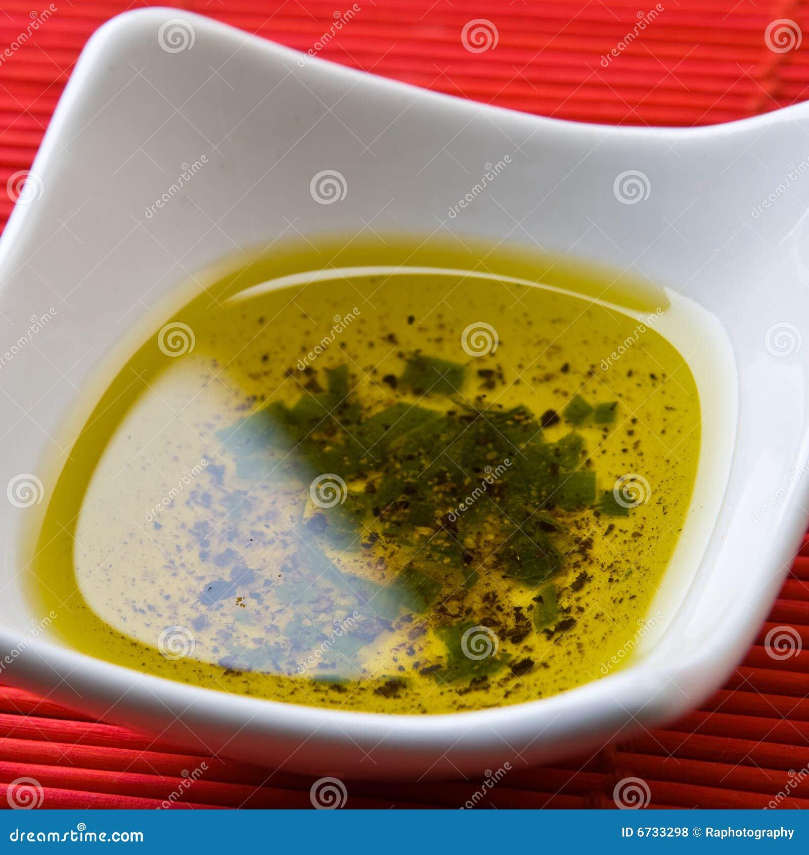Rectification d huile et de poivre d olive