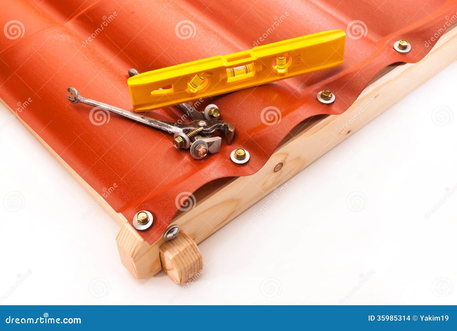 Recubrimiento pl stico del policarbonato bajo la forma de for Plastico para tejados