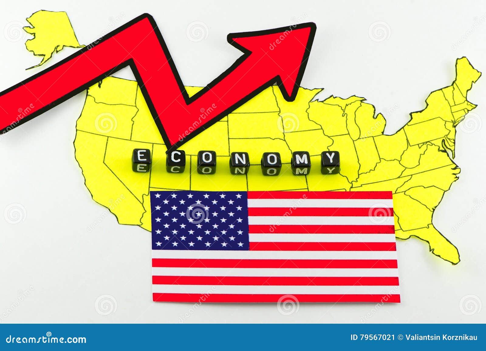 Recuperación económica de los E.E.U.U. en el concepto