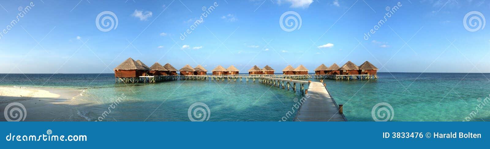 Recurso de console Maldive