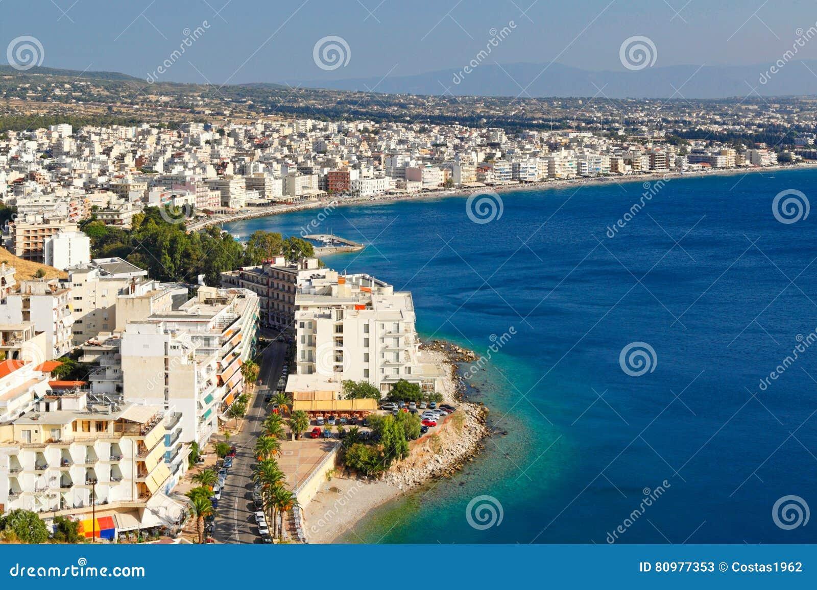 Recurso de Loutraki, Grécia