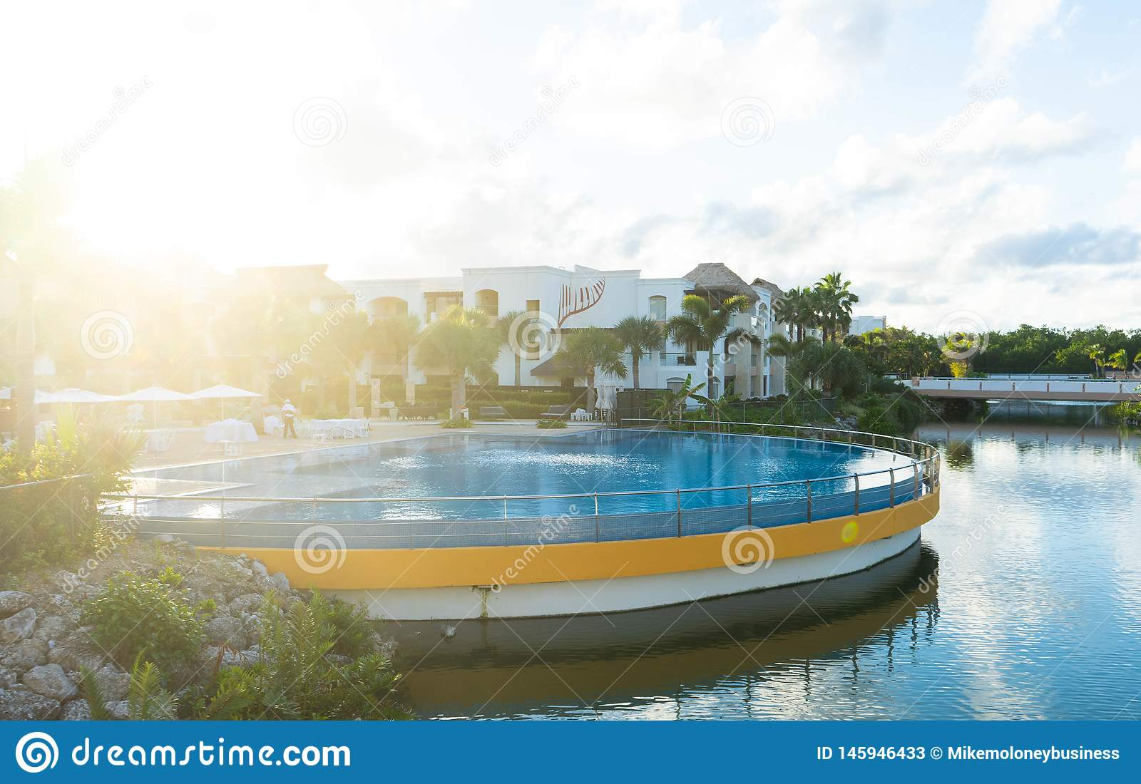 Recurso do hard rock e hotel, Punta Cana