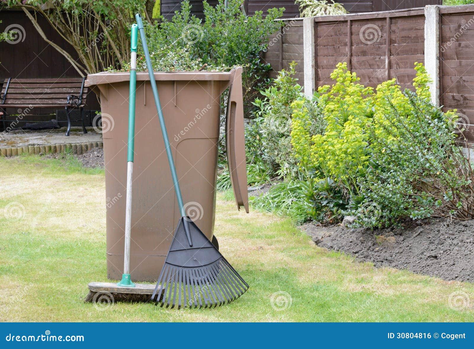 Recyclage des déchets III de jardin