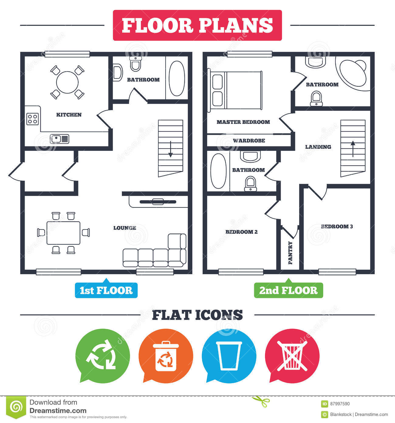 House plan symbols house plan 2017 for How to read a floor plan symbols