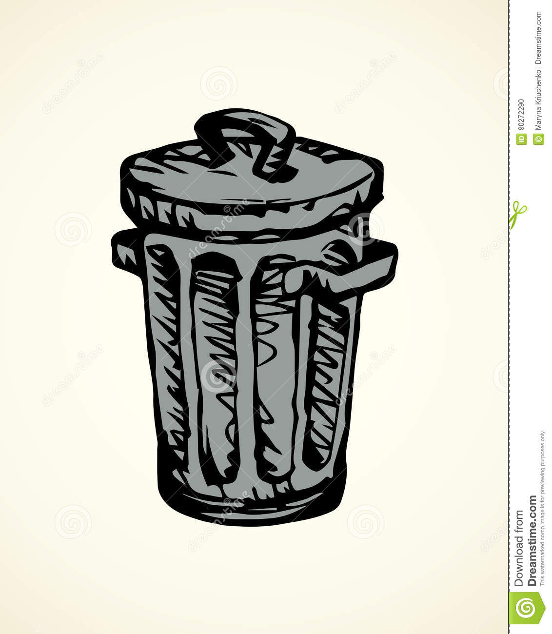 Cartoon trash dumpster cartoons illustrations vector stock images 277 pictures to download - Cool wastebaskets ...