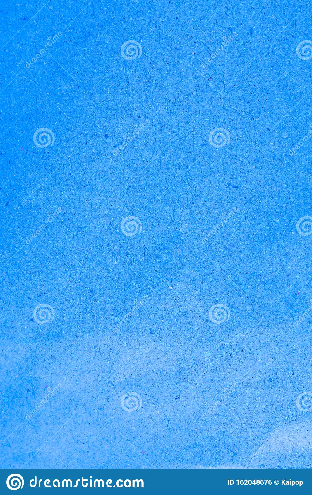 Recycle blue paper background