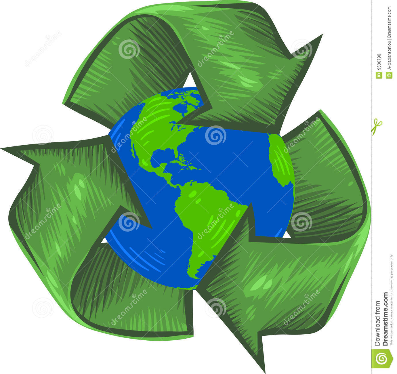 Recycle For Earth
