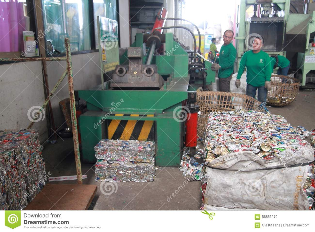 Recycle factory
