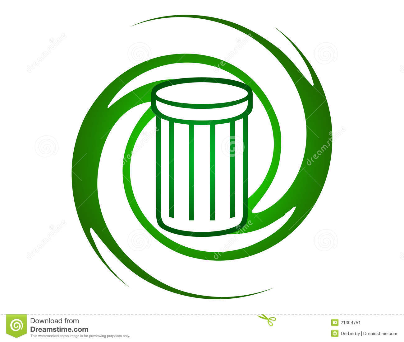 Cool Recycle Logo Recycle logo st...