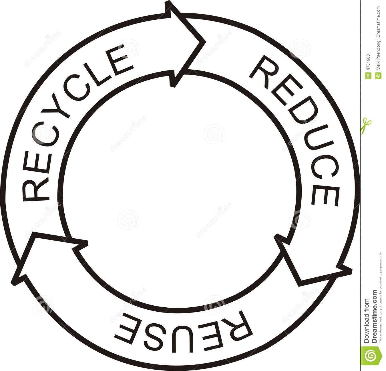 Recycle Logo Stock Photo Image Of Reuse Earth Nature