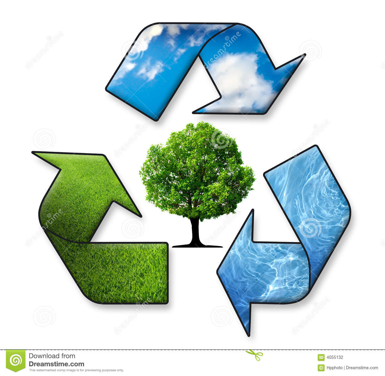 recycle symbol stock photography image 4055132 recycle symbol vector free download recycle symbol vector white