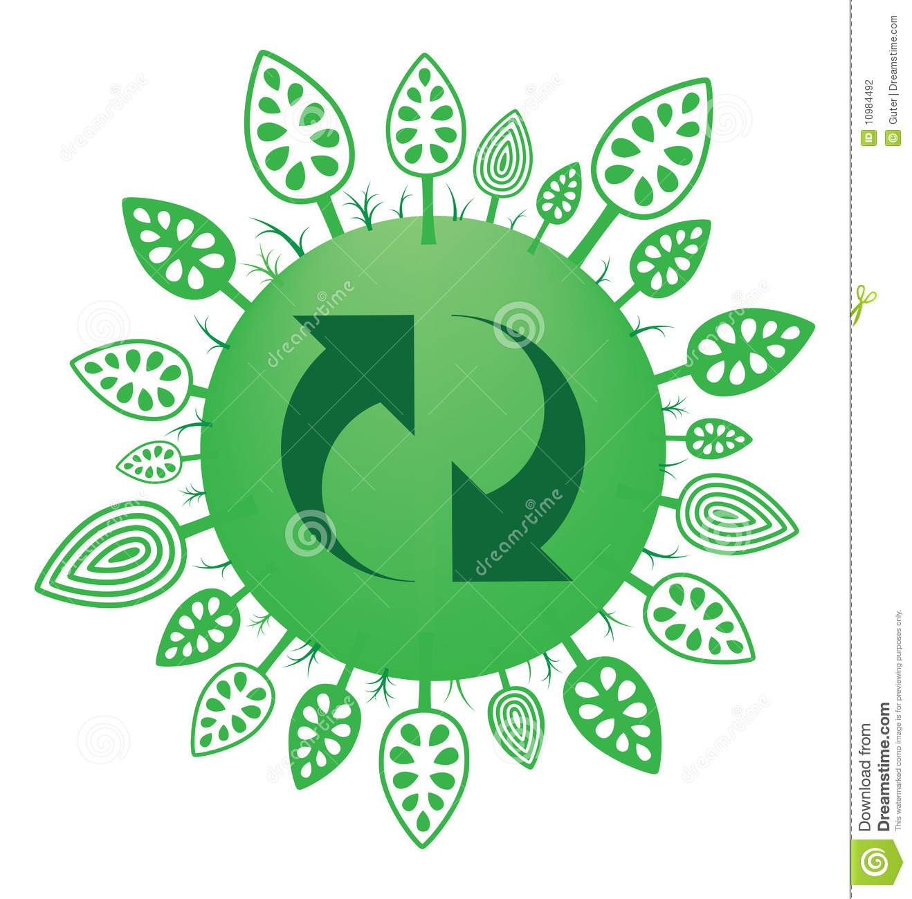 Pics of recycling symbol gallery symbol and sign ideas symbol for recycling image collections symbol and sign ideas recycle symbol and trees stock vector illustration biocorpaavc Gallery