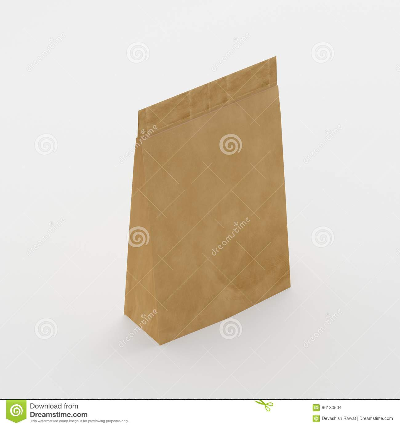 Bag Cake Environment Food Lunch Paper Recycled Brown Packaging