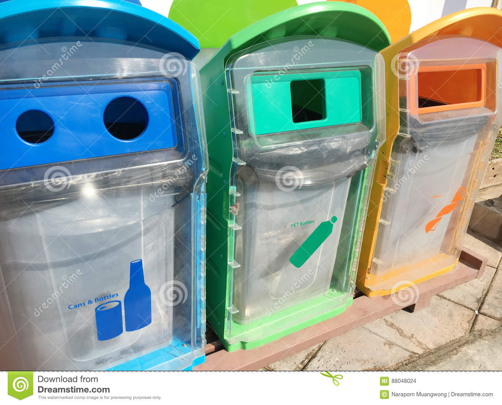 Recyclerende bak