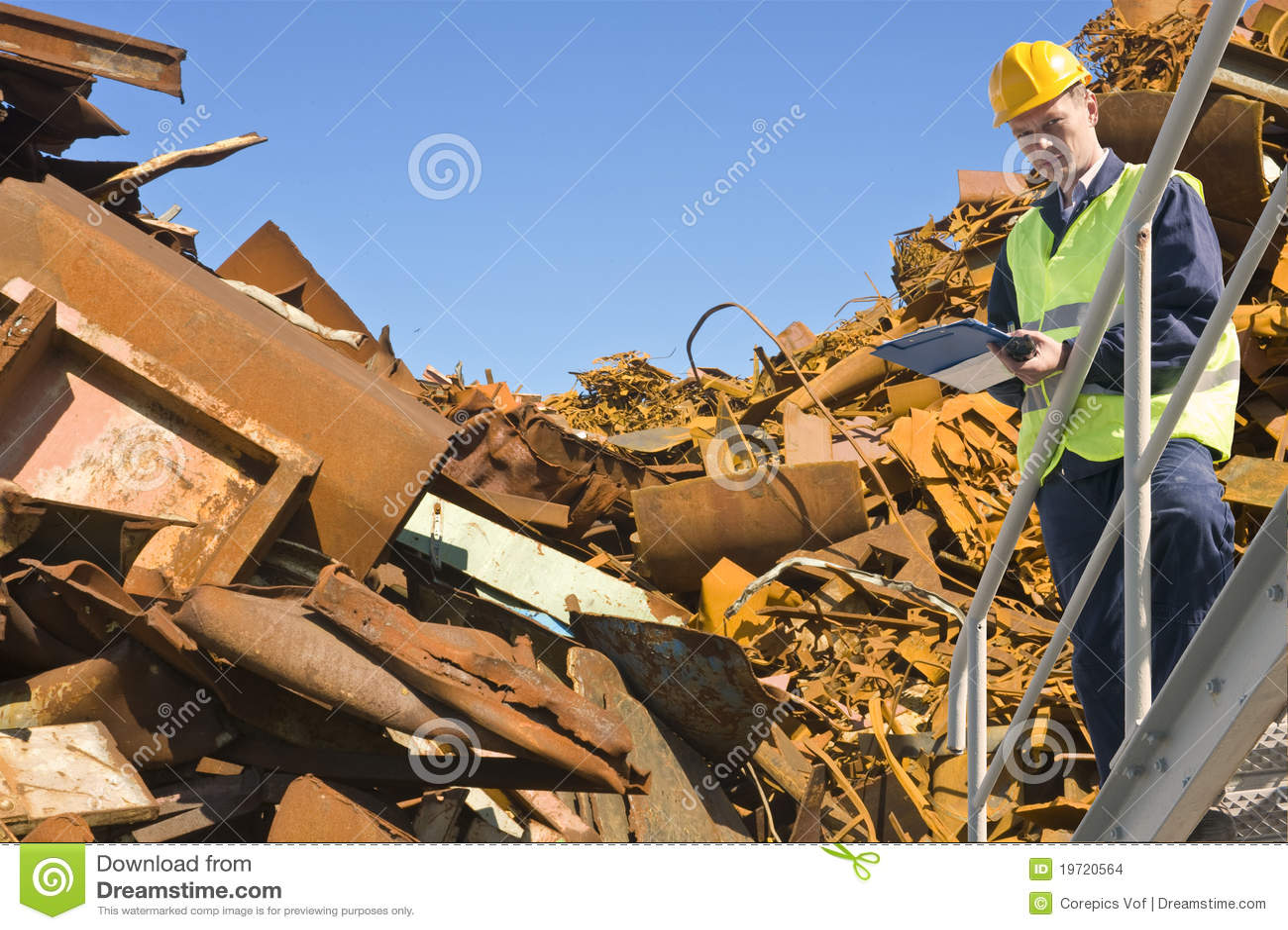 Recyclerende deskundige