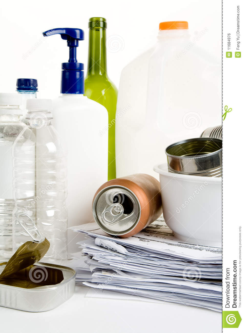 Commercial Recycling Service