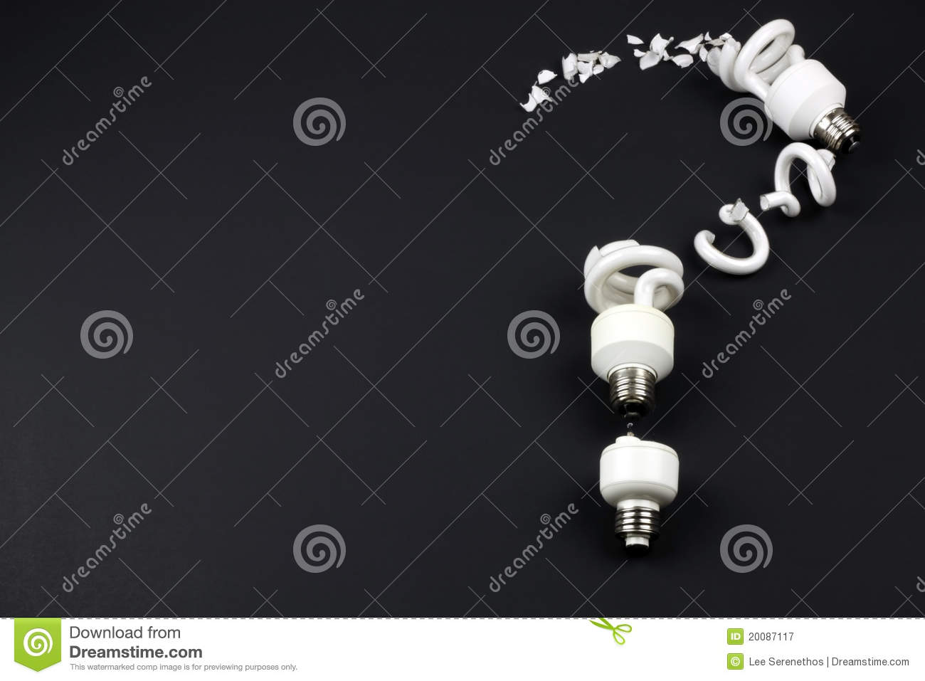 Recycling CFL