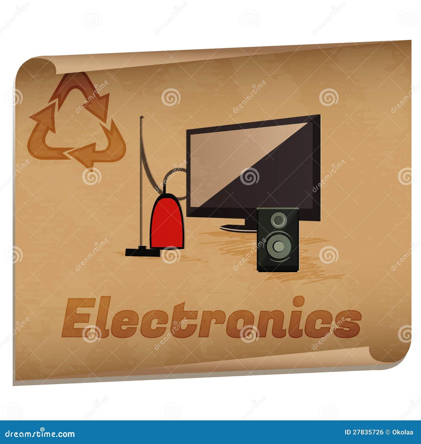 recycling electronics memo
