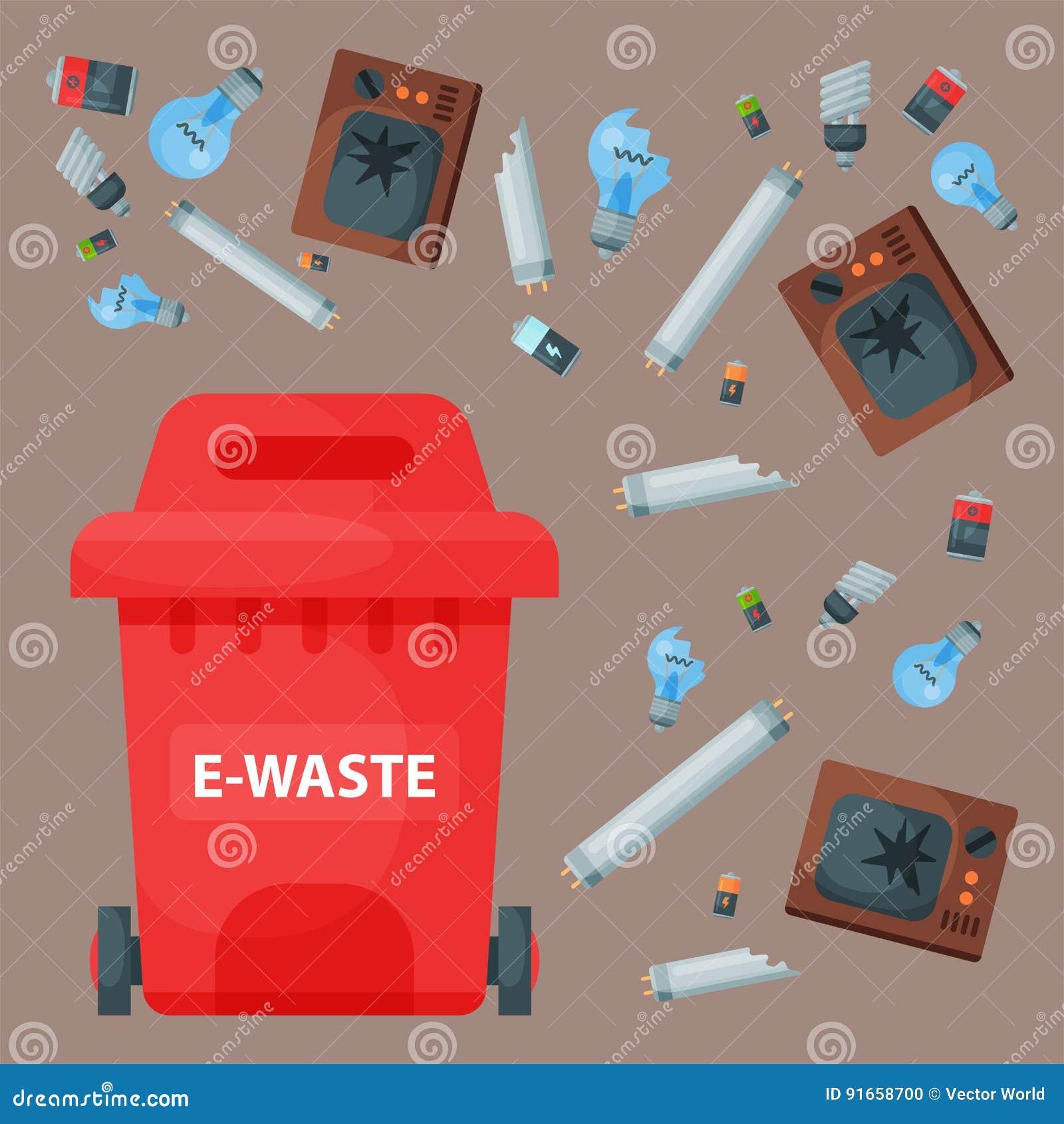 Vector E Sanitary Service : Box cartoons illustrations vector stock images