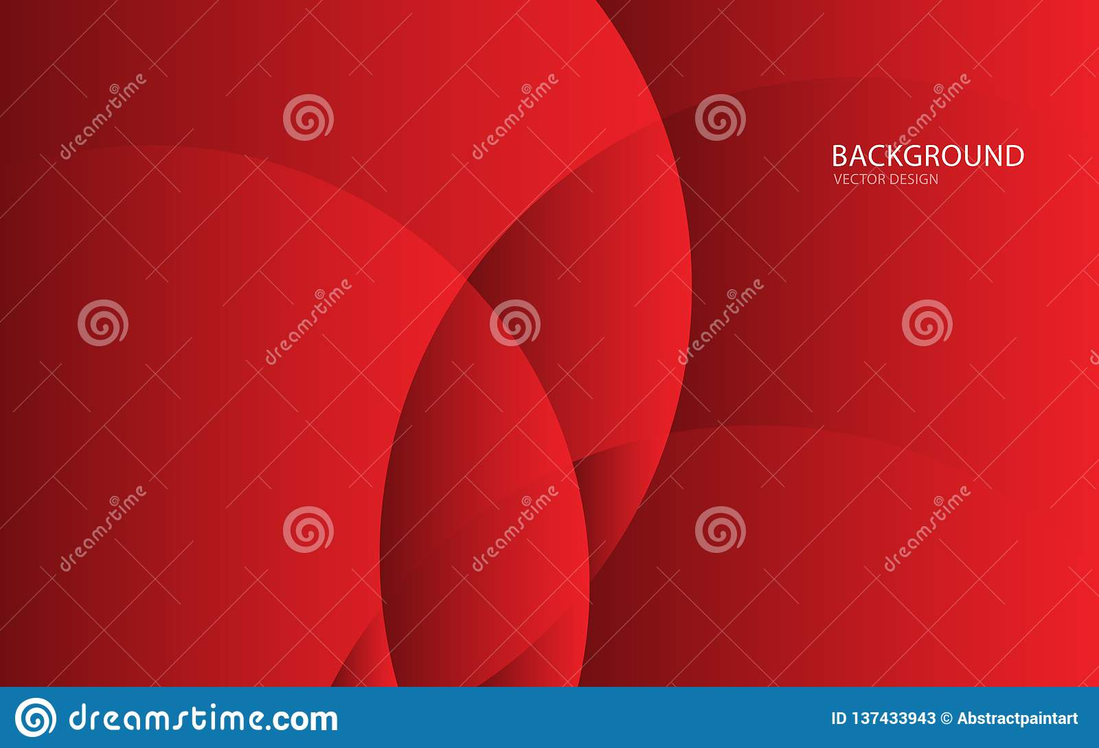 red abstract background vector illustration wall web