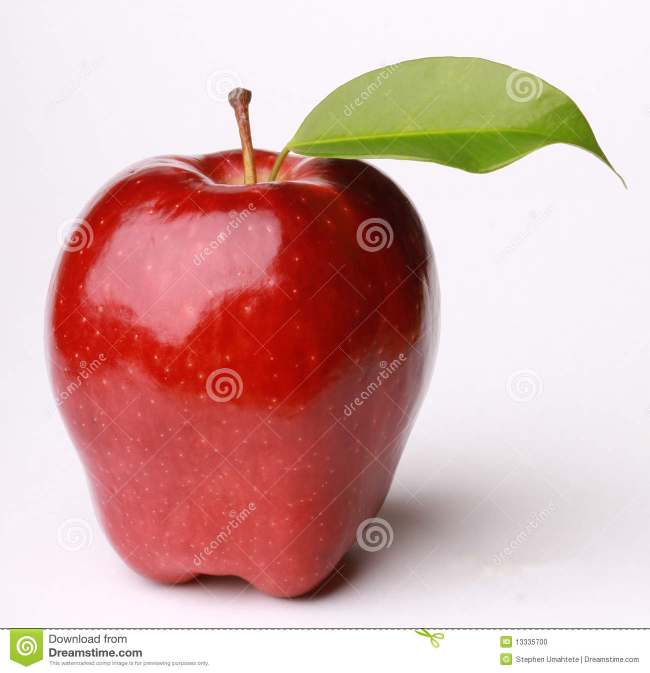 how to make a red apple in photoshop