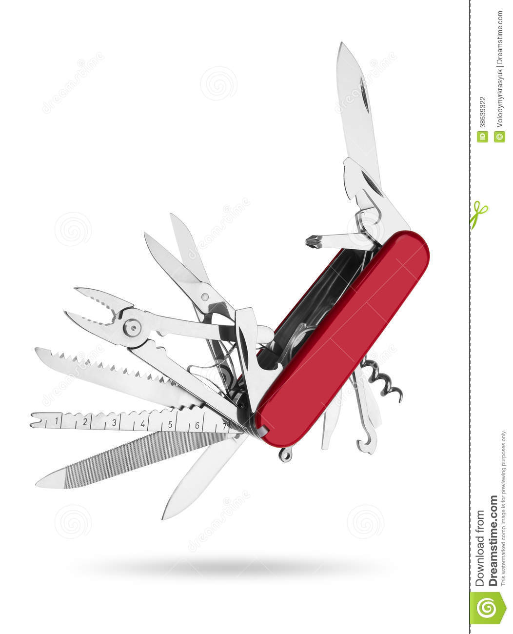 Multi Tool Stock Photography Cartoondealer Com 27820826