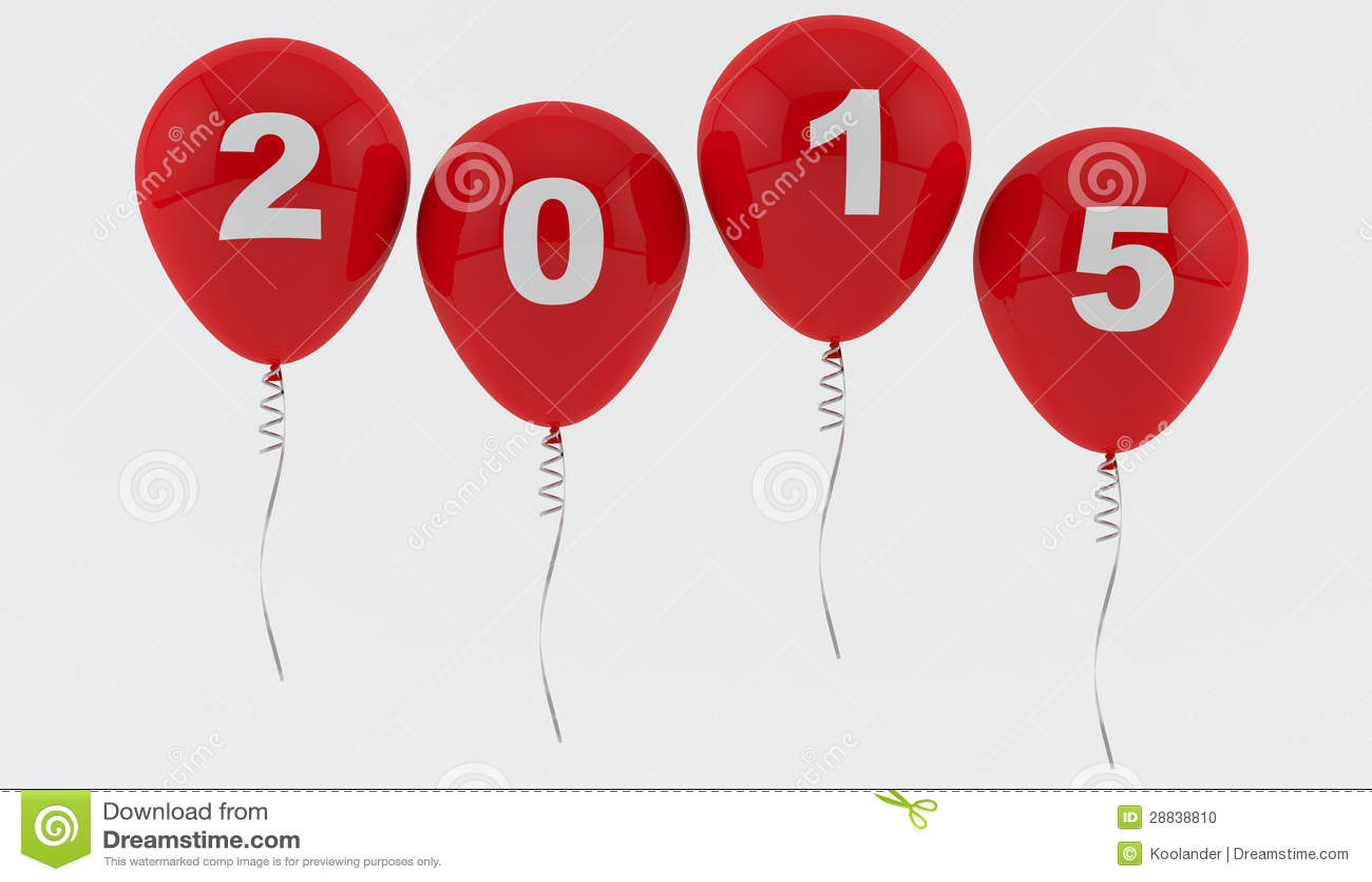 new years balloons clip art - photo #27