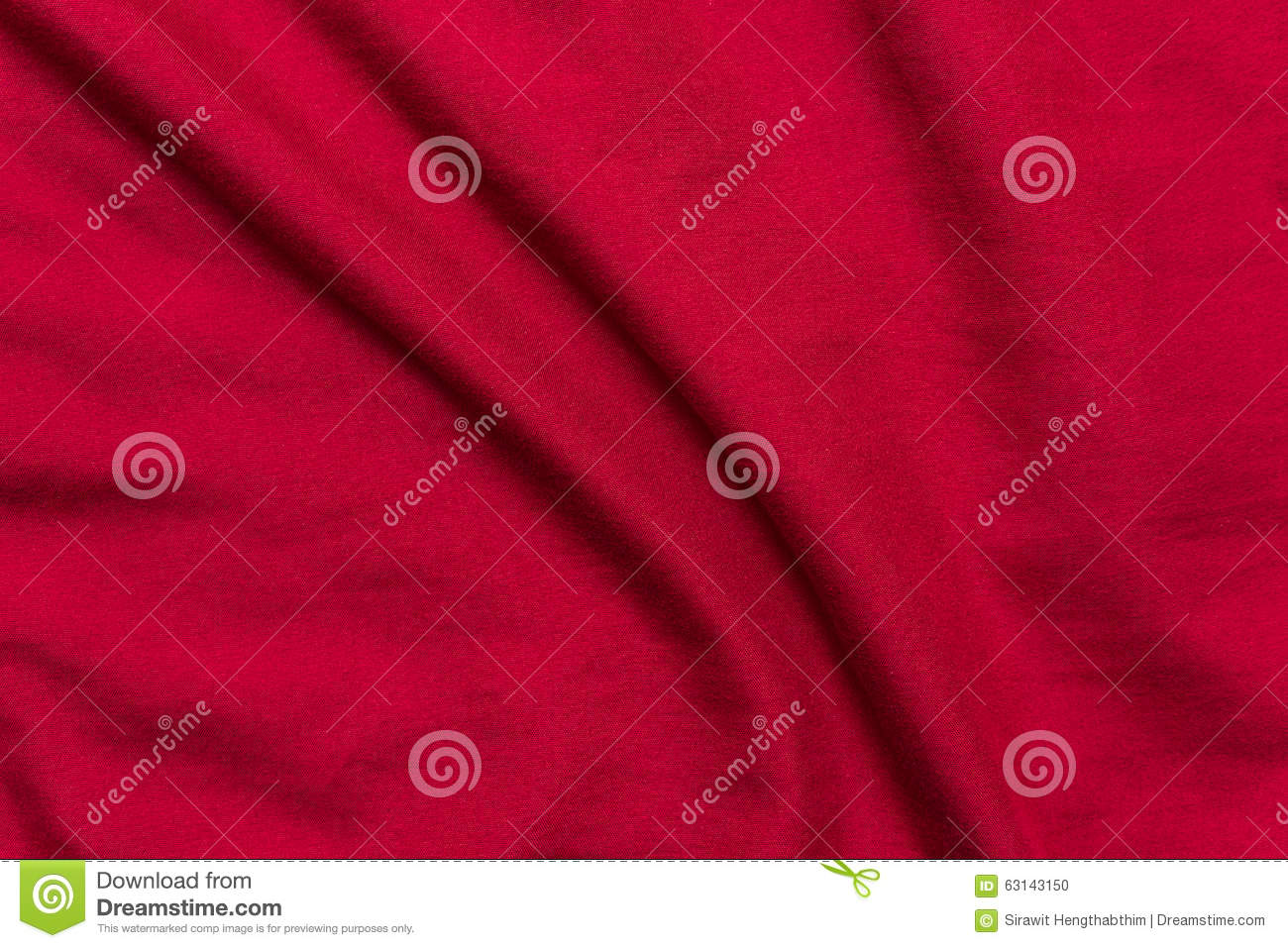 Bed sheets texture - Red Bed Sheets Background Texture
